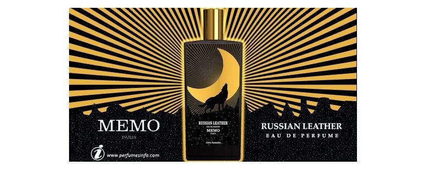 Memo Paris - Russian Leather