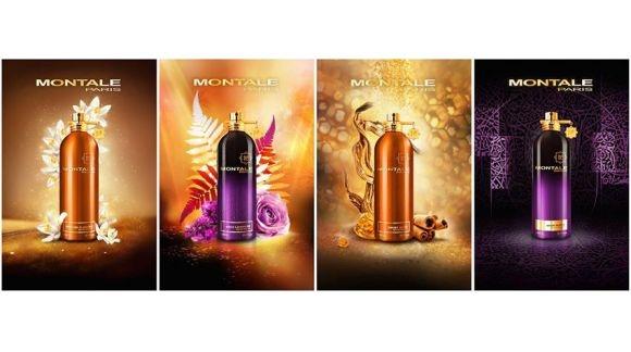Montale parfums: Aoud Sense, Aoud Lavender, Orange Flowers и Honey Aoud